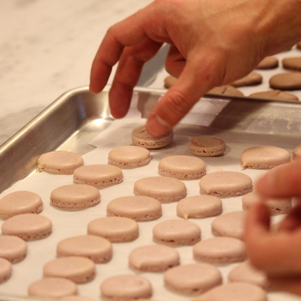 Baked shells