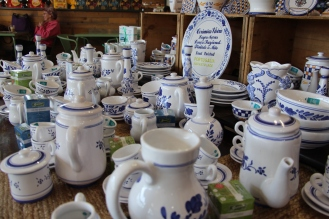 Traditional Ceramic designs and pieces from Portugal