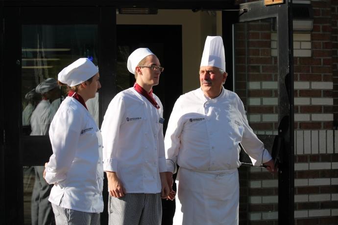 Chillin' Chefs