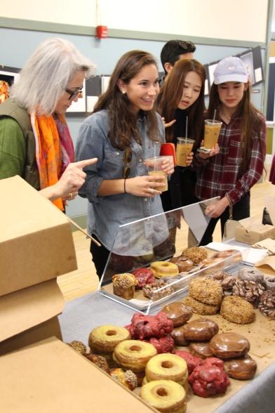 Borealis Coffee Roasters and Doughnuts!