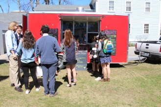 Red's Food Truck!
