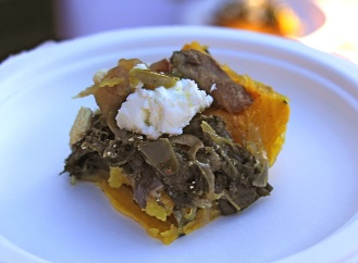 Stuffed Squash: Eli's Kitchen