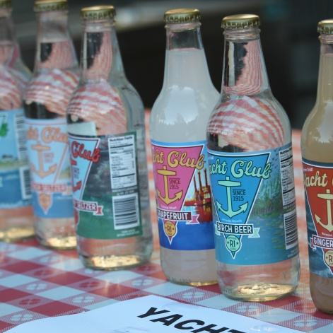 Yacht Club Ginger Beer