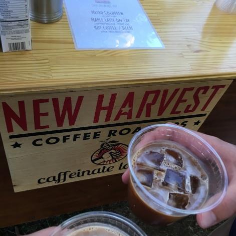 New Harvest Nitro Coffee
