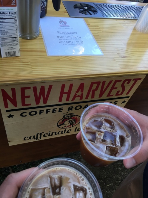 New Harvest Nitro Coffee