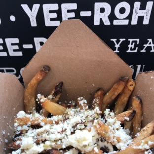 Greek Fries