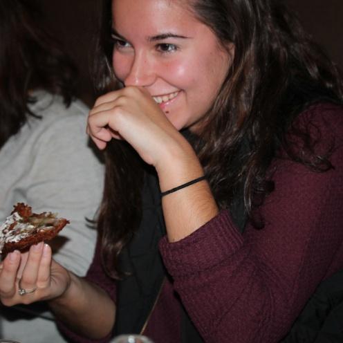 Sydell loves Jewish Food