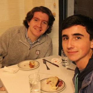 Spencer & Alex